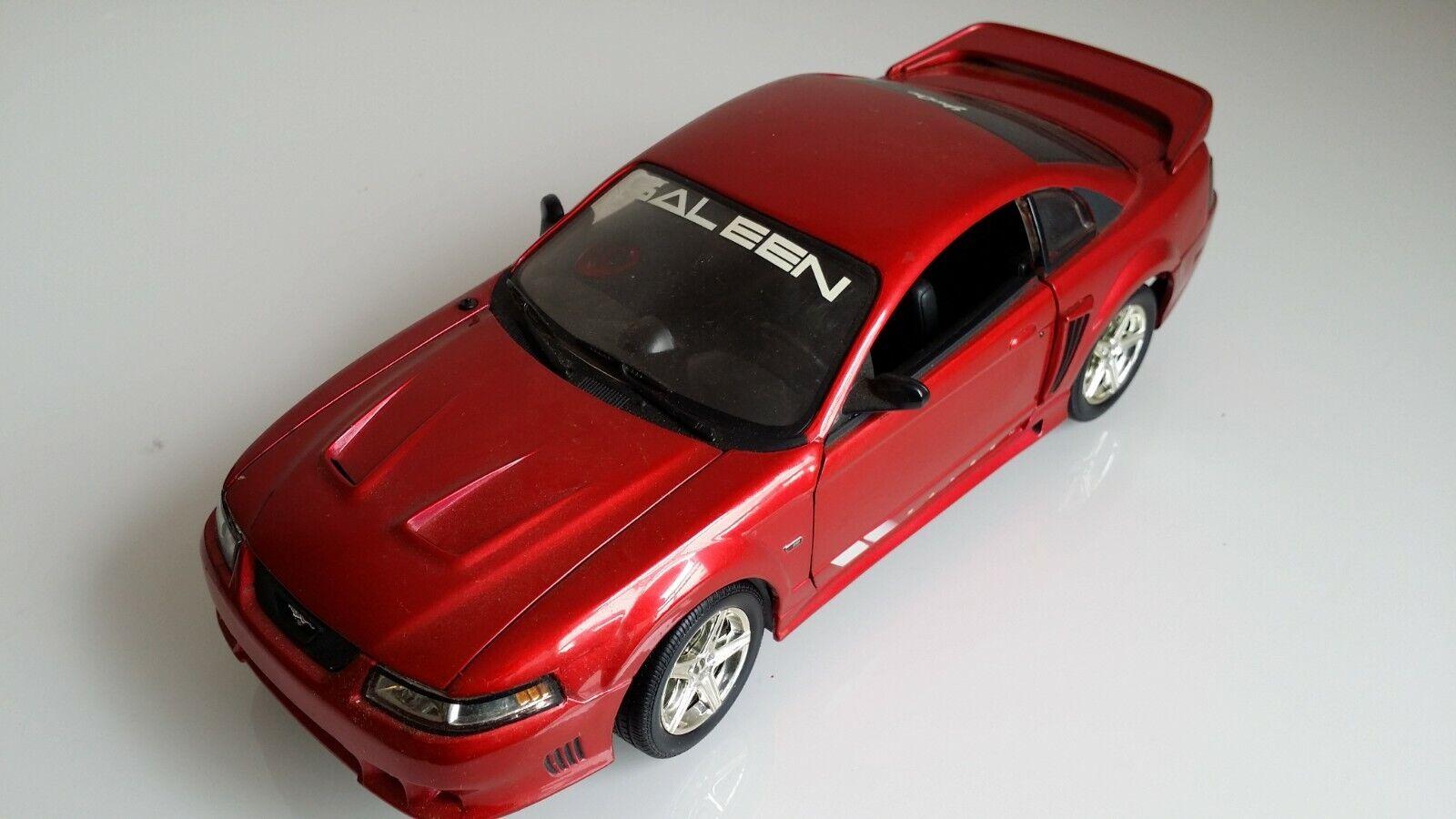 Ertl 2 Fast 2 Furious Saleen S281 Speedster Ford Mustang  1 18 Rare  économiser jusqu'à 80%