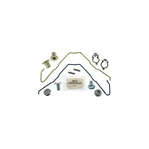 Parking Brake Hardware Kit Rear Better Brake 17431