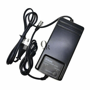 NEW NIKON 4PIN Q-75E Q75E charger for Nikon BC-65 //BC-80 battery total stations