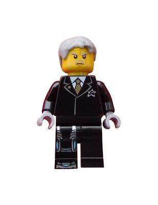 uagt010 Figur Legofigur Diversifiziert In Der Verpackung UnabhäNgig Lego Ultra Agents Agent Solomon Blaze Minifigur