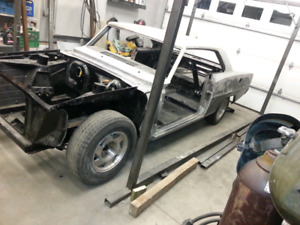 1966 Pontiac Acadian Conso Project