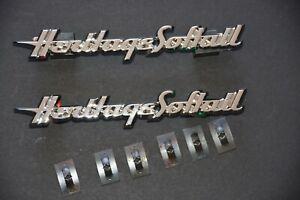 Schutzblech vorne f/ür Harley Davidson Heritage Softail