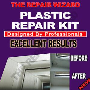 Image Is Loading UPVC Door Frame Panel Repair Kit Chips Cracked