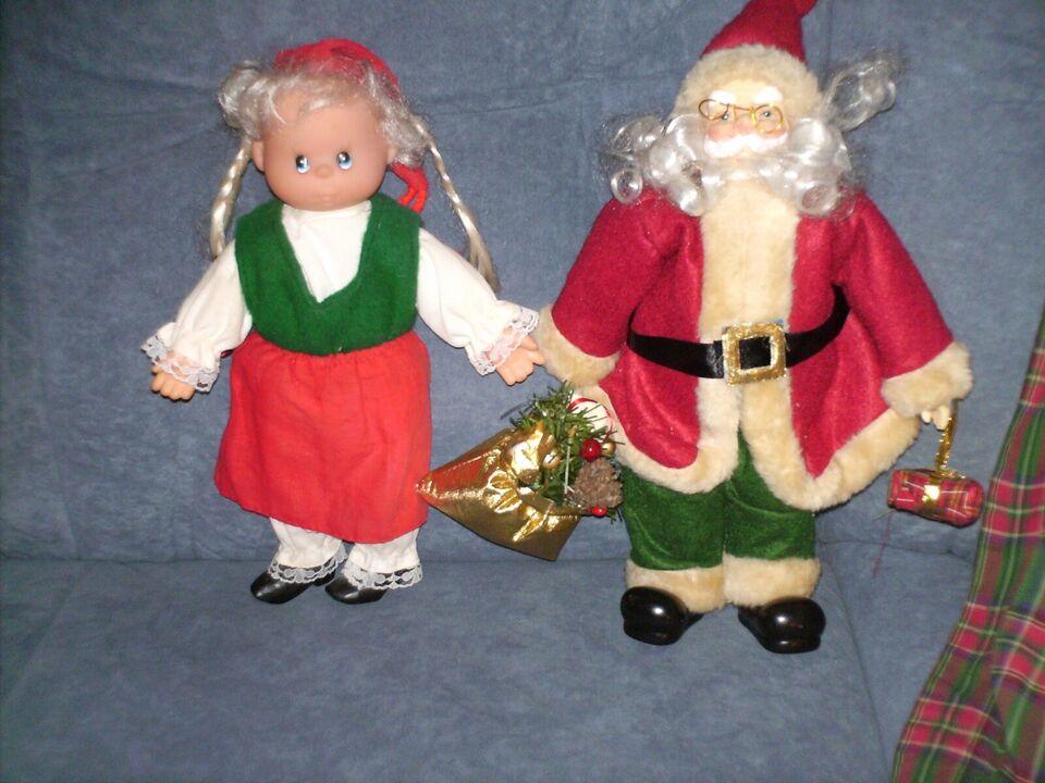 Dukketilbehør, DUKKETØJ, julenisser