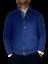 maglione-cardigan-uomo-classico-lana-cachemire-girocollo-zip-regular-fit-bottoni miniature 6