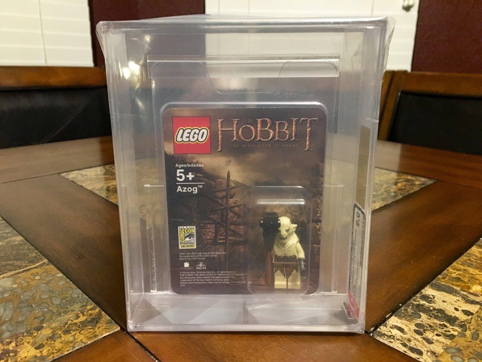 LEGO  HOBBIT AZOG MINI FIGURE 2013 SDCC SAN DIEGO COMIC CON AFA 9.0  commandez maintenant profitez de gros rabais