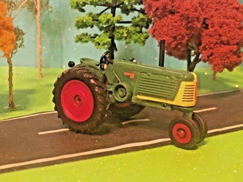 Oliver Tractor Vintage Collector Tractor 1:64 Scale Farm Toy Row Crop 88