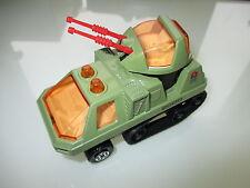 Crusader Panzer char tank, Matchbox Adventure 2000 K-2003 King Size!