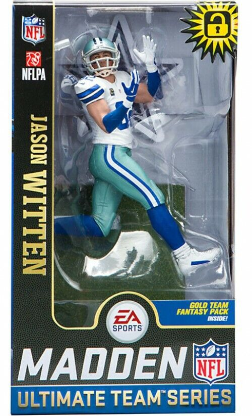 NFL EA Sports Madden 19 Ultimate Team Series 2 Jason Witten Action Figure