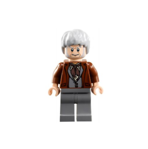 NEW LEGO Garrick Ollivander FROM SET 10217 HARRY POTTER hp119