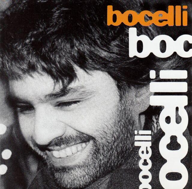 ANDREA BOCELLI : BOCELLI / CD - TOP-ZUSTAND