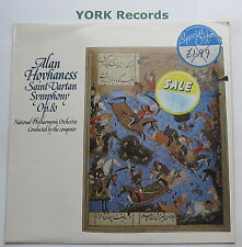 RHS 317 - HOVHANESS - Saint Vartan Symphony NATIONAL PHIL ORCH - Ex LP Record