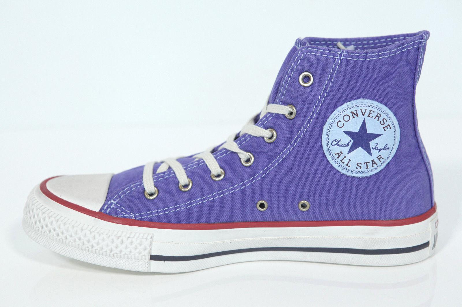Neu All Star Hi Converse Chucks Hi Star Washed Nightshade 142629c Sneaker 2eeef4