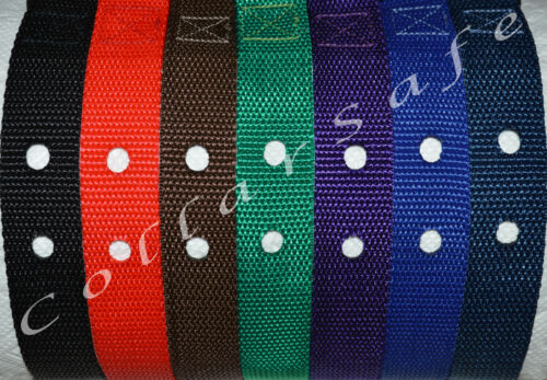 """/""""Basic/"""" Replacement Collar Strap FITS Perimeter WiFi Wireless Fence /& Petsafe"""