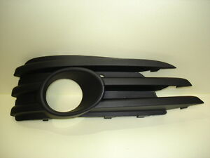 Vauxhall-Opel-Vectra-C-GTS-Sport-2005-2009-Front-Bumper-Grill-RIGHT-with-FOG