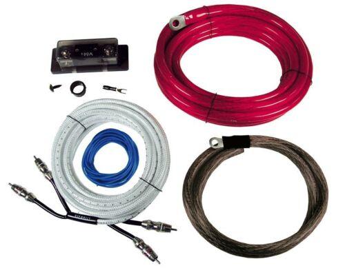 Hifonics HF 35 WK High-END Kabelset für Verstärker Vollkupfer
