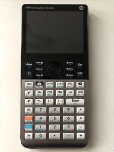 HP Prime Graphing Calculator, Taschenrechner, Grafikrechner Mit CAS, Touchscreen