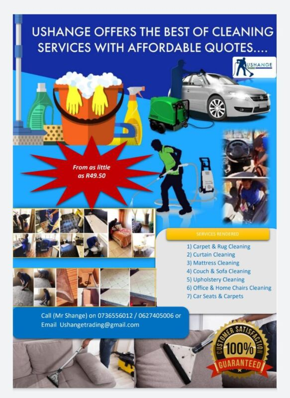 **Deep Cleaning Services **