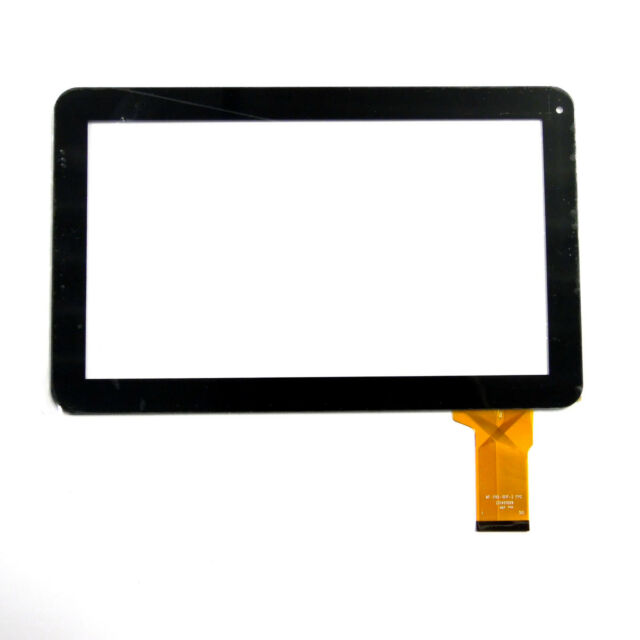 Brand New 10.1 inch Touch Screen For QLT 1007C-PW Tablet Digitizer Sensor White