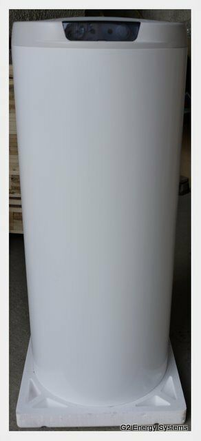100  L Liter Warmwasserspeicher Standspeicher Boiler indirekt beheizt Abverkauf