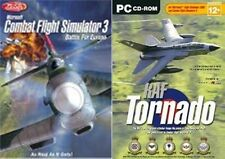 microsoft Combat Flight Simulator 3 & raf tornado  add on  NEW&SEALED
