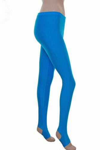 Ballet Colours Lycra Stirrup Tights
