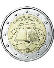 Greece 2007 - 2 Euro Treaty of Rome Commem (UNC)