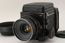 【Exc++++】 Mamiya RB 67 Pro S w/ Sekor 127mm f/3.8 / 120 Film Back from JP #104