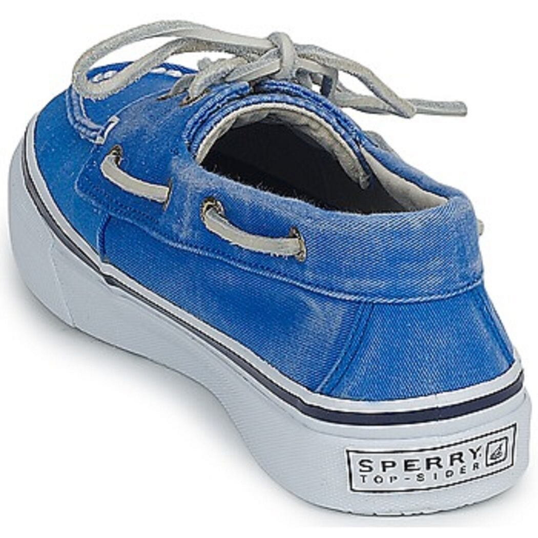 SPERRY TOP SIDER 10649 BAHAMA 2 EYE Canvas VARSITY Mn's (M) Blau Canvas EYE Casual Schuhes 9746a2
