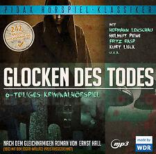 Glocken des Todes * CD preisgekröntes Hörspiel MP3-CD Krimi Pidax Neu OVP