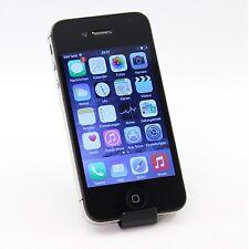 Apple  iPhone 4s - 32GB - Schwarz (Ohne Simlock) Smartphone - guter Zustand [Z2]