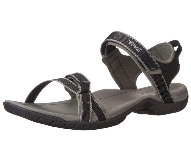 d38b10e18087 Teva Women s Verra Sandal Black Size 7 1006263 for sale online
