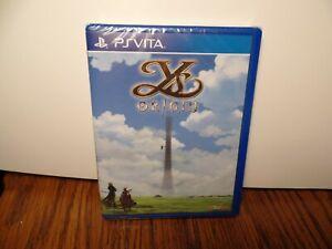 YS-Origin-PsVita-Games-Y-039-s-PlayStation-Vita-New-Sealed-Limited-Run-Promo-Rare