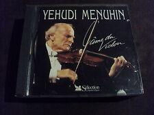 """COFFRET 5 CD """"YEHUDI MENUHIN - L'AME DU VIOLON"""" selection du reader's digest"""