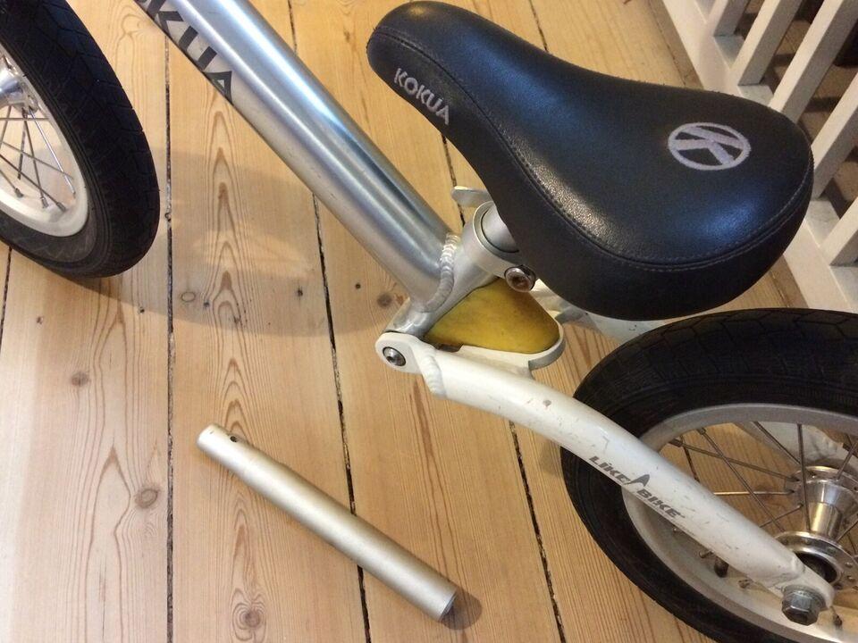 Unisex børnecykel, løbecykel, Kokua