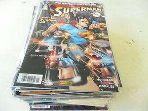 23-x-Das-neue-DC-Universum-Superman-1-25-fast-komplett-ab2012-Z-sehr-gut