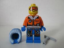 LEGO MINIFIG - Arctic Explorer Female Exploratrice set 60034 60036 60064