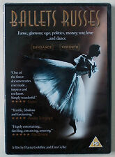 BALLETS RUSSES / REVOLUTIONARY 20th CENTURY DANCE TROUPE / DOCUMENTARY / R2  PAL