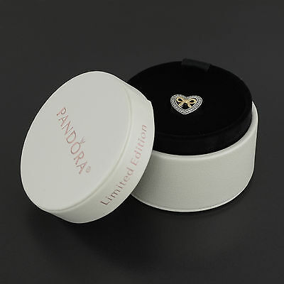 Authentic Pandora LIMITED EDITION Bound by Love Charm with Gift Box - USB796200