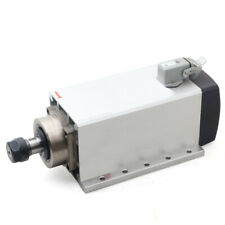 New 22kw Spindle Motor Er20 Air Cooled 18000rpm 220v Cnc Engraving Us Stock