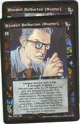 Wendell Delburton VTES V:TES Hunter - Ally // Final Nights
