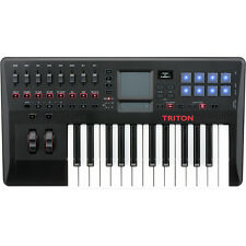 NEW Korg TRITON Taktile 25 USB MIDI Keyboard (KEYBOARD ONLY – NO VST SOFTWARE)