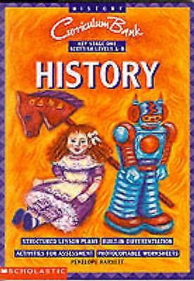 """AS NEW"" Harnett, Penelope, History KS1 (Curriculum Bank) Book"