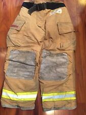Firefighter Bunkerturn Out Gear Globe G Extreme 42w X 30l Halloween Costume