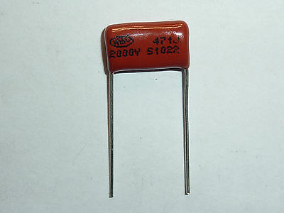 200pcs 471 50V 0.00047uf 0.47nf 470pf Multlayer Ceramic Capacitor