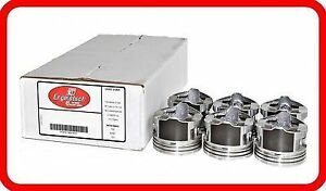 Pistons and Rings Fits 06-11 Buick Chevrolet Pontiac Saturn 3.5L 3.9L OHV