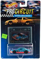 Hot Wheels Pro Circuit 1/64 Richard Petty 43 Stp On Card 1992
