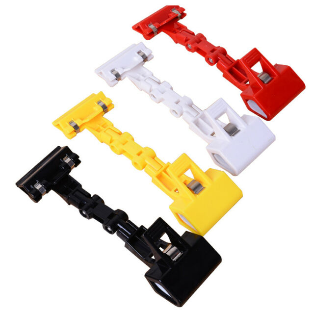 2Pcs Pop Sign Card Display Clip Price Tags Holder Z2T7