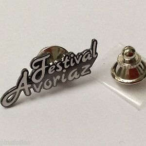 Pin-039-s-Folies-Badge-Demons-Merveilles-Cinema-Festival-Fantastique-Avoriaz