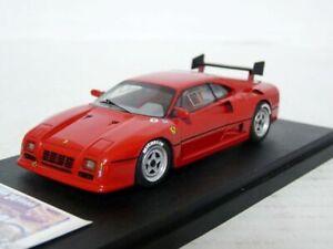 Starter-T211-1-43-1985-Ferrari-288-GTO-Evoluzione-Resin-Handmade-Model-Car